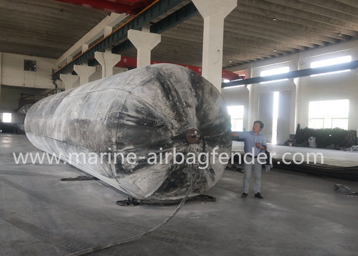 Professional Docking Inflatable Marine Airbags Large For Sinked Vessels